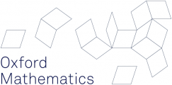 Oxford Mathematics logo